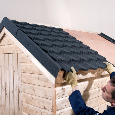 Corotile Shed Roof
