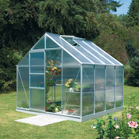 Replacement Greenhouse Glazing